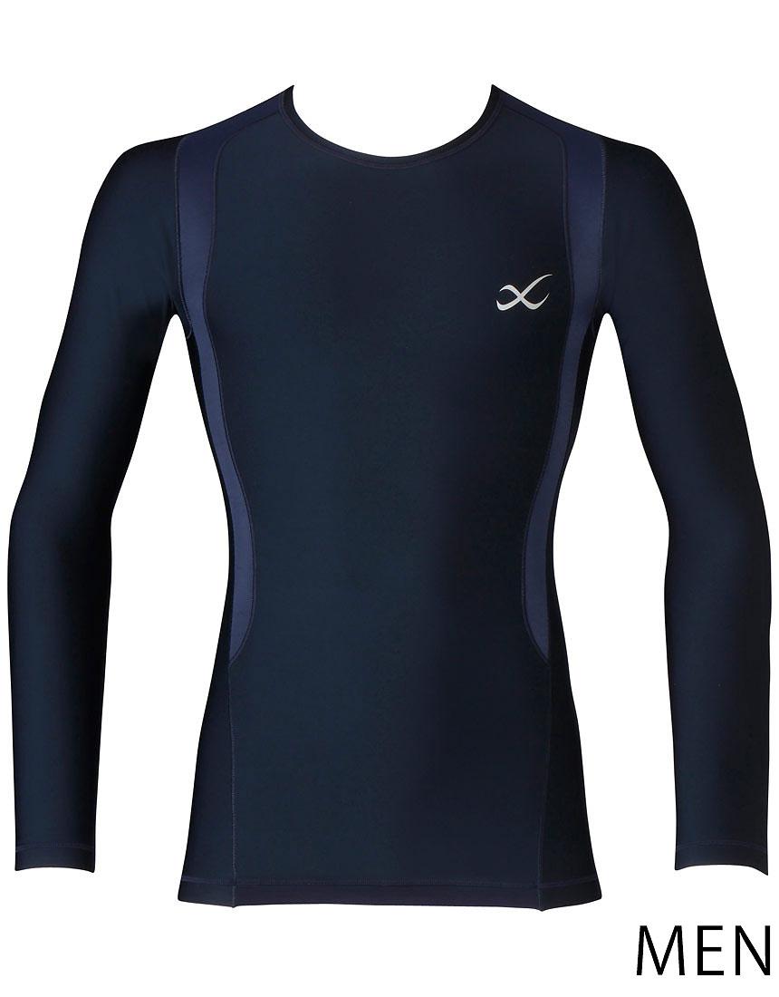 CW-X 肩甲骨の可動域を広げる  JYURYUトップ JAO799・BL